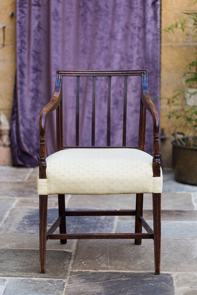 Offbeat Interiors - Nineteenth Century Mahogany Chair