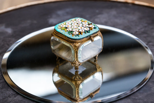 Offbeat Interiors - Micro Mosaic Box