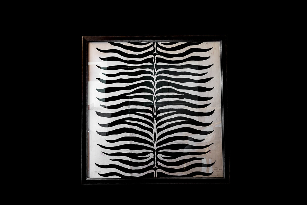 Offbeat Interiors - Bianchini-Ferier Zebra