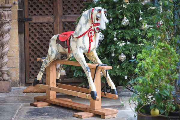 Offbeat Interiors - Large Rocking Horse