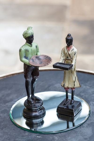 Offbeat Interiors - Metal Decorative Figures