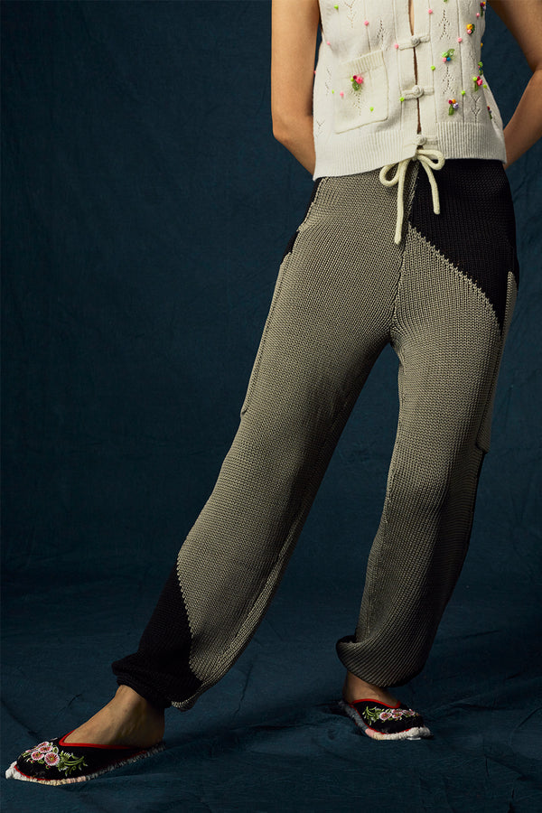 Slinky Sweatpants in Slate