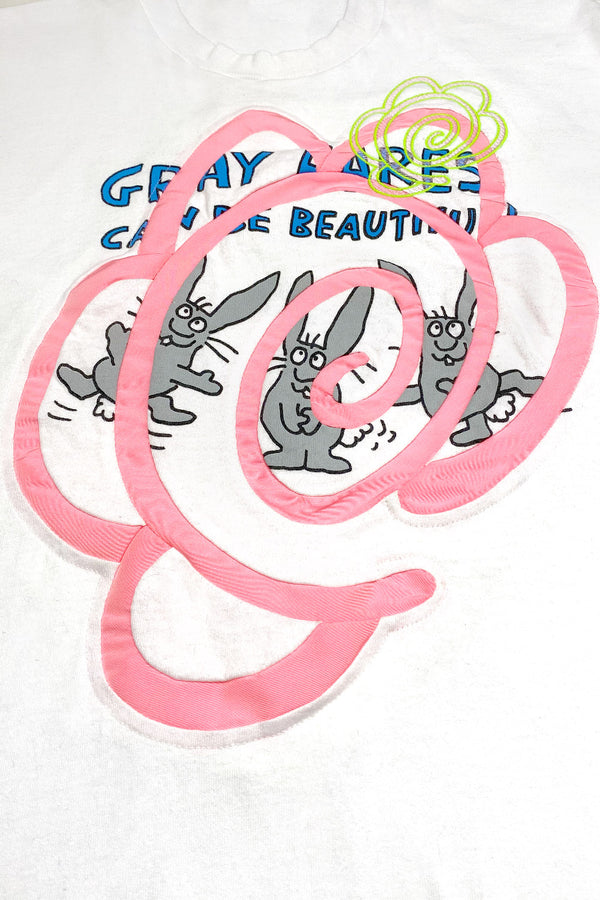 """Beautiful Hares"" Tee by FELIX HOUSE"