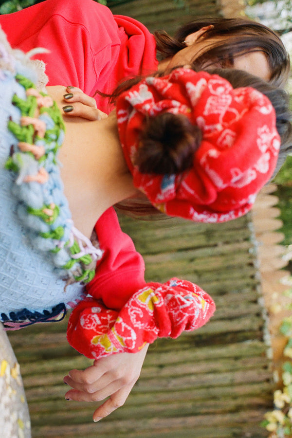 Laza Scrunchie Set