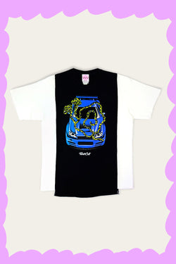 """SNAIL CRUISE"" Tee by FELIX HOUSE"