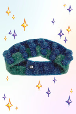 Tinsel Opera Headband