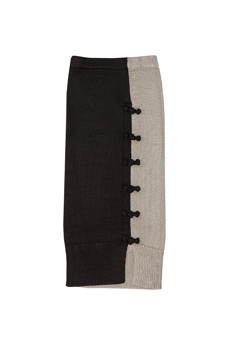 *NEW!!* Slinky Pencil Skirt in Slate