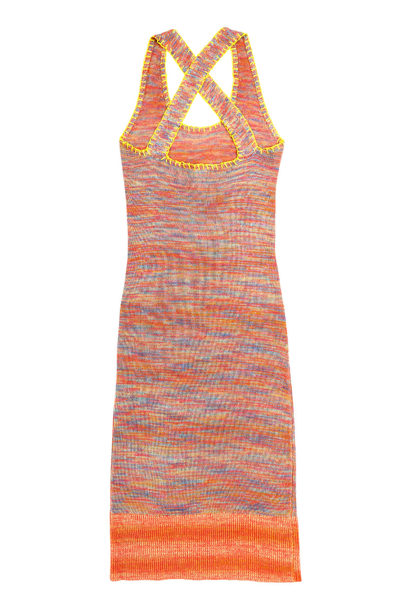 Leon Maxi Dress in Dawn