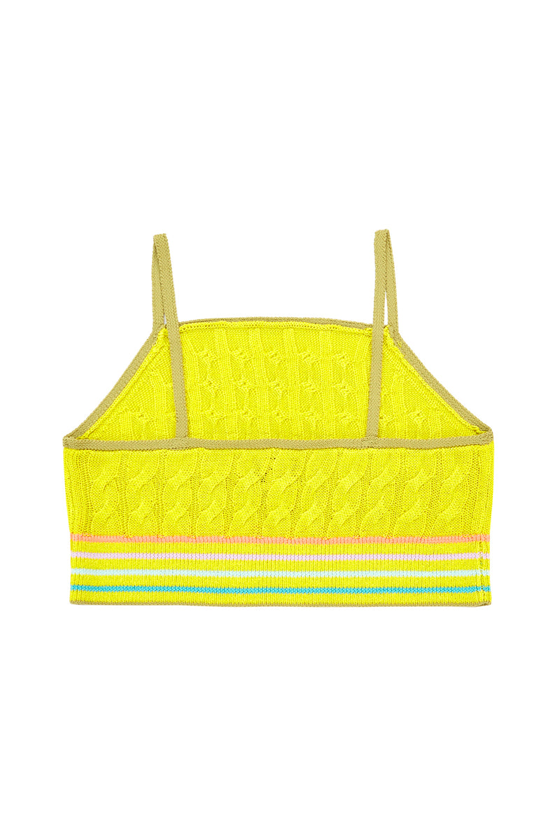 Lemon Drop Cami