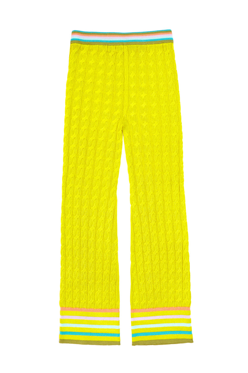 Lemon Drop Pant