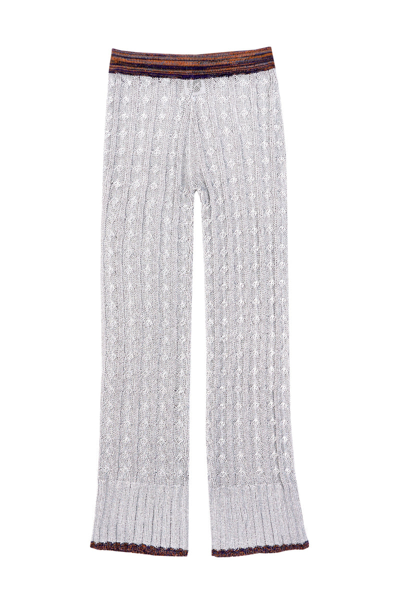 Mercury Pant in Silver *RESTOCKED!!* *WAITLIST OPTION AVAILABLE*