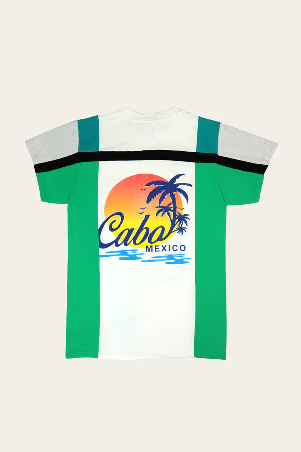 """CABO OMBRE"" Tee by FELIX HOUSE"