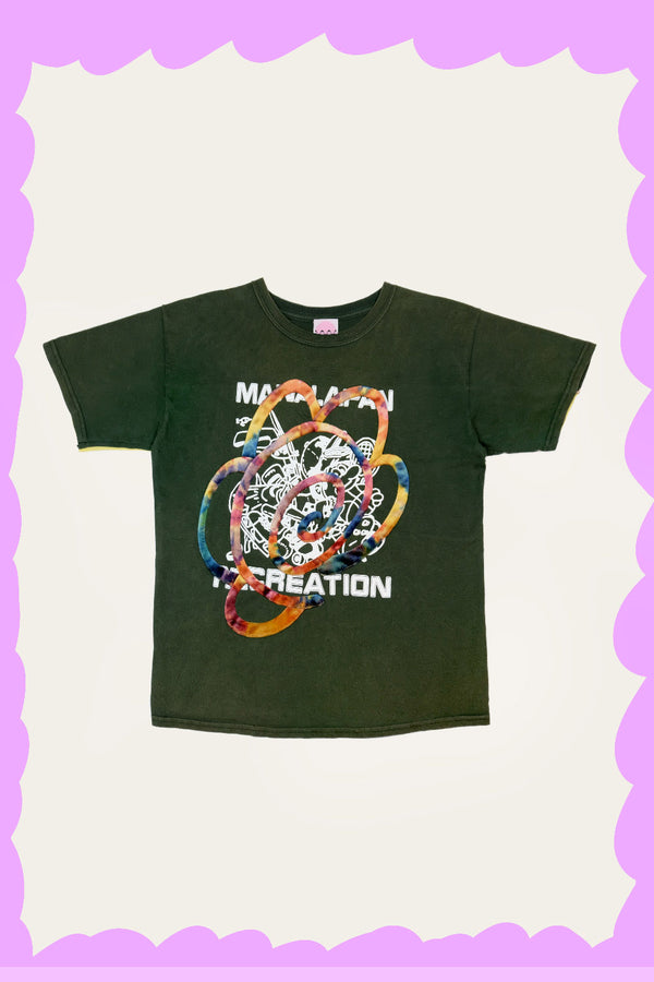 """CAMP RECREATION"" Tee by FELIX HOUSE"