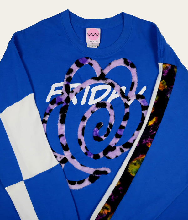 """FFFFRIDAY"" Long Tee by FELIX HOUSE"