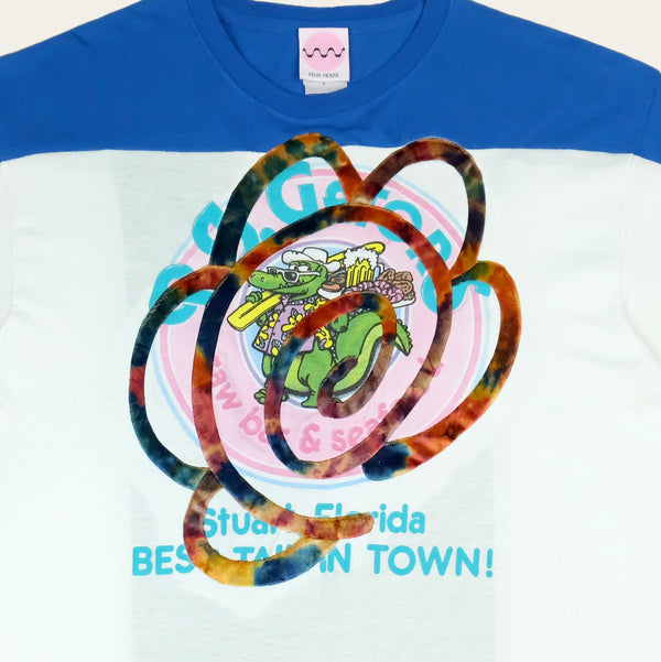 """GATOR TOWN"" Tee by FELIX HOUSE"