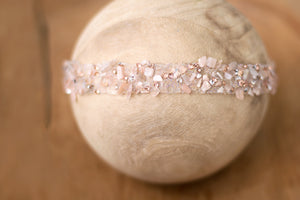 "Regalia Gemstone Band in ""Nude Blush"""