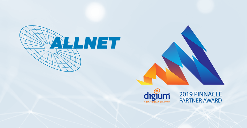 ALLNET GmbH, 2019 International Pinnacle Partner Award winner in the DACH region