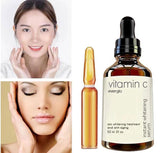 Vitamin C Facial Liquid Hyaluronic Acid face Serum for Face Miracle Glow Whitening Facial Lifting Serum Skin Care 50ml (BUY 1 GET 1 FREE)