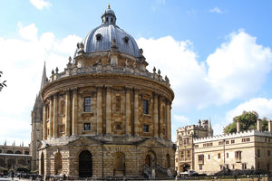 Oxford Christian History Tour
