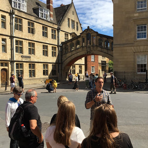 Oxford University and City Tour!