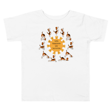 Load image into Gallery viewer, Yoga Time Toddler Tee's