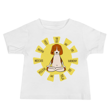Load image into Gallery viewer, Yoga Way Of Life Baby Tee's