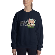 Load image into Gallery viewer, Master Chihuahua Women's Sweatshirt