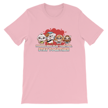 Load image into Gallery viewer, Friends Who Slay Together Stay Together Women's Tee's