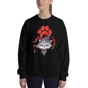 Canine Assassin Women's Sweatshirt