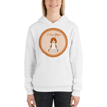 Load image into Gallery viewer, I Love Yoga Women's Hoodies