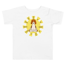 Load image into Gallery viewer, Yoga Way Of Life Toddler Tee's
