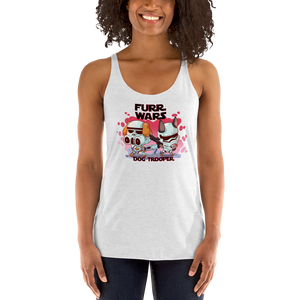 Dog Trooper Women's Tank Tops