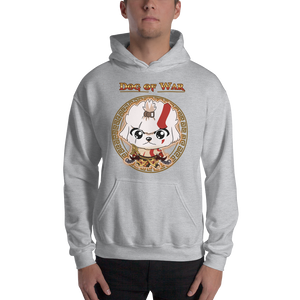 Dog Of War Men's Hoodies