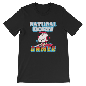 Natural Born Gamer Women's Tee's