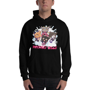 PuzzyKat Dollz Men's Hoodies