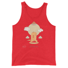 Load image into Gallery viewer, Cresent Pose Yoga Men's Tank Tops