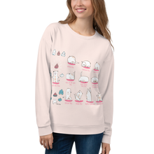 Load image into Gallery viewer, Yoga Poses Sweatshirt