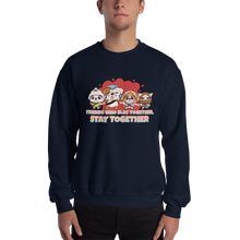 Load image into Gallery viewer, Friends Who Slay Together Stay Together Men's Sweatshirt