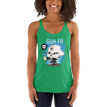 Load image into Gallery viewer, Dog Wick Gun Fu Women's Tank Tops