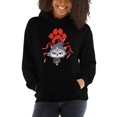 Canine Assassin Women's Hoodies
