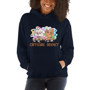 Caffeine Addict Women's Hoodies