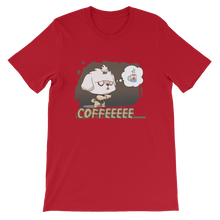 Load image into Gallery viewer, Coffee Women's Tee's