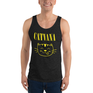 CATVANA Men's Tank Tops