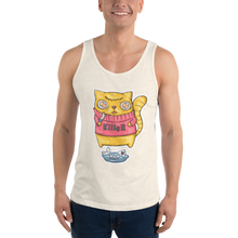 Load image into Gallery viewer, Killer Cat Men's Tank Tops