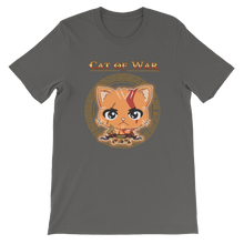 Load image into Gallery viewer, Cat Of War Women's Tee's