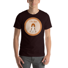 Load image into Gallery viewer, I Love Yoga Tee's