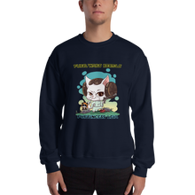 Load image into Gallery viewer, Purrincess Leia Men's Sweatshirt