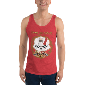 Dog Of War Men's Tank Tops