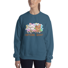 Load image into Gallery viewer, Caffeine Addict Women's Sweatshirt