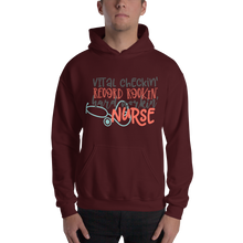 Load image into Gallery viewer, Hard Working Nurse Men's Hoodies